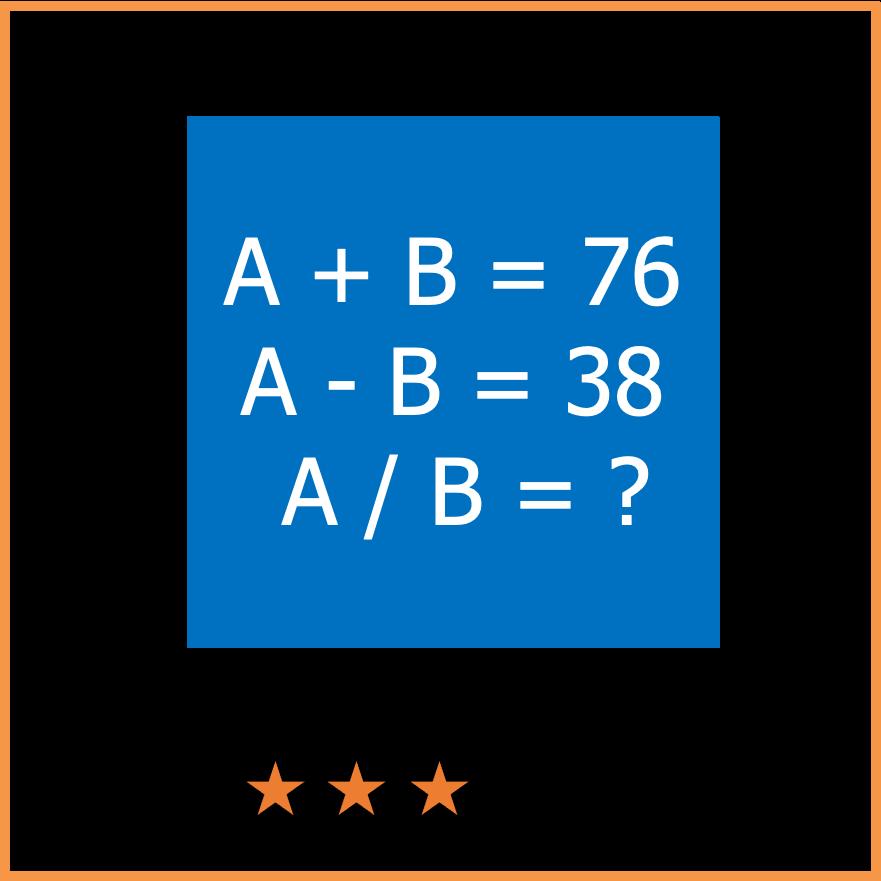 Enigmes mathématiques 1